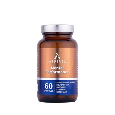 Aspire2 Mental Performance 60 Capsules