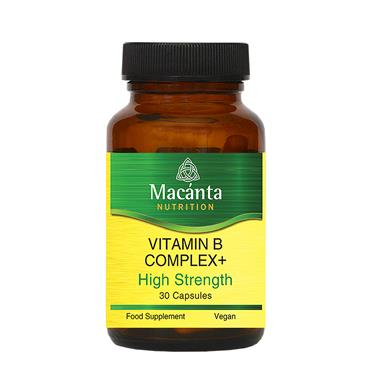 Macanta Nutrition B Complex+ 30s