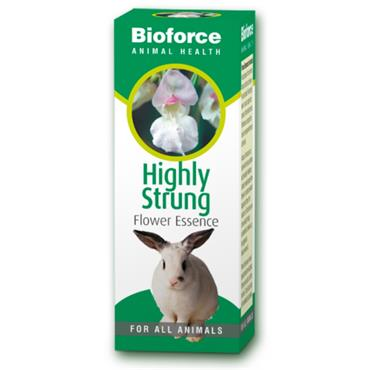 Bioforce Highly Strung Essence for pets