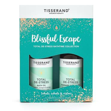 Tisserand Blissful Escape Gift Set