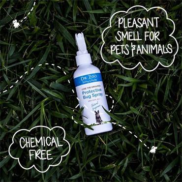 Dr Zoo by MOOGOO Lose the Groupies Protective Bug Spray 200ml