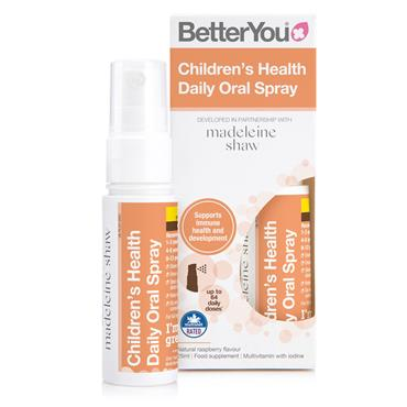 BetterYou Children's Health Daily Oral Spray - 25ml