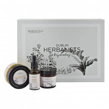 Dublin Herbalists 3-Step Regenerating Ritual