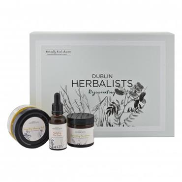Dublin Herbalists 3-Step Rejuvenating Ritual