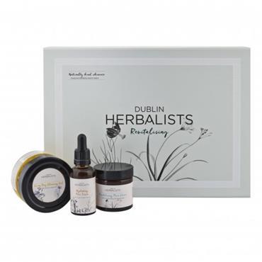 Dublin Herbalists 3-Step Revitalising Ritual