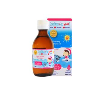 Eskimo-3 Omega 3-6-9 Fish Oil For Kids  Tutti Frutti 105ml