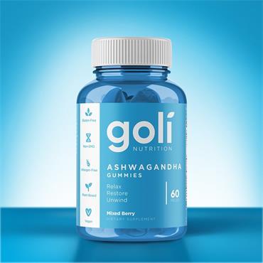 Goli Ashwagandha Gummies 60s