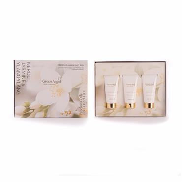Green Angel Precious Oils Hand Cream Set