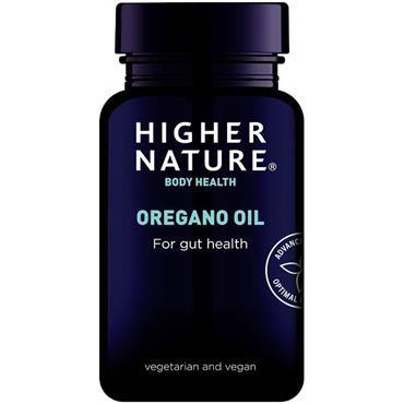 Higher Nature Oregano Oil 50mg 30s