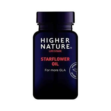 Higher Nature Starflower Oil 1000mg 90s