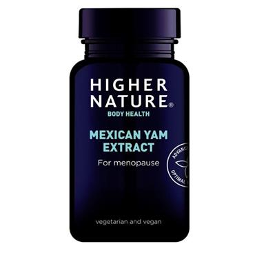 Higher Nature Concentrated Mexican Yam Extract 90s