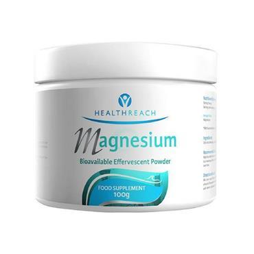 Health Reach Magnesium Powder 100G