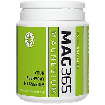 MAG365 Unflavoured Magnesium Powder - 300g