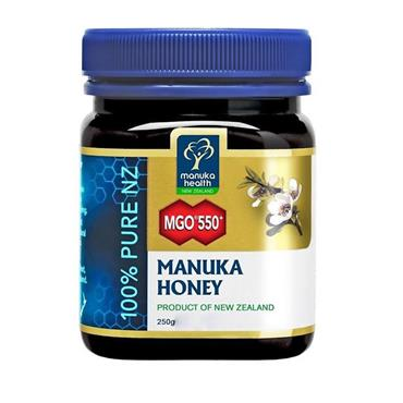 Manuka Health Manuka Honey MGO550+ 250g