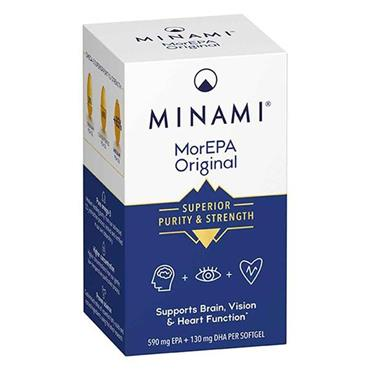 Minami Nutrition MorEPA Smart Fats Original 30s