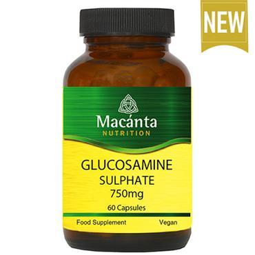 Macanta Nutrition Glucosamine Sulphate 750mg 60s