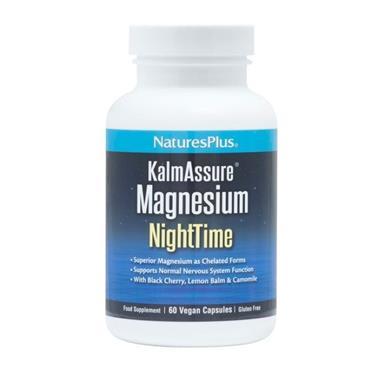 Nature's Plus KalmAssure Magnesium NightTime 60s