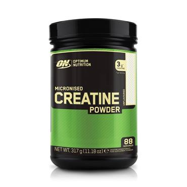 Optimum Nutrition MICRONISED CREATINE POWDER 317g Unflavoured