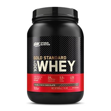 Optimum Nutrition Gold Standard 100% Whey Powder Double Rich Chocolate 908g