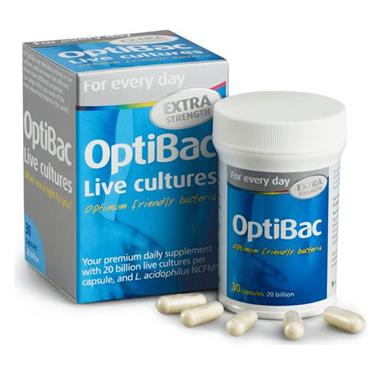 OptiBac For every day EXTRA Strength 30s