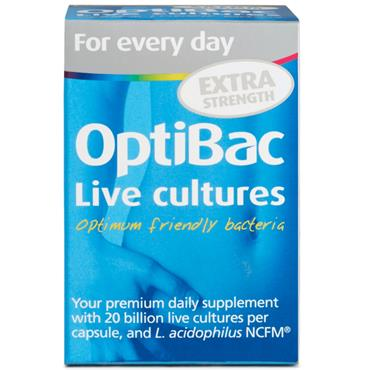 OptiBac For every day EXTRA Strength 90s