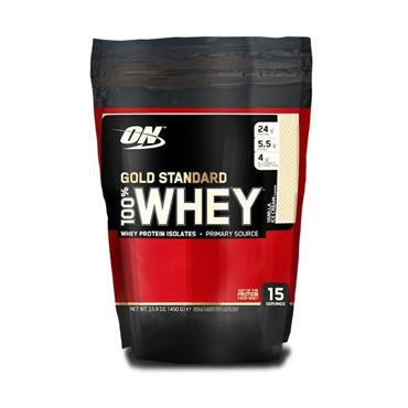 Optimum Nutrition Gold Standard 100% Whey Vanilla 450g