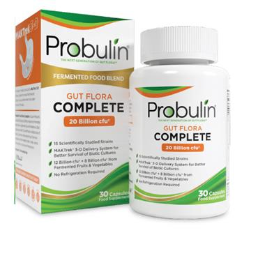 Probulin Gut Flora Complete 30s