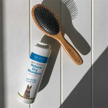 Dr ZOO by MooGoo Ruff to Fluff Dry Shampoo 250g