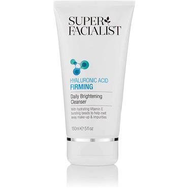Super Facialist Hyaluronic Acid Firming Daily Brightening Cleanser 150ML