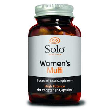 Solo Nutrition Women's Multivitamin 60s