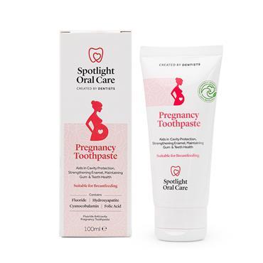 Spotlight Oral Care Pregnancy Toothpaste 100ml