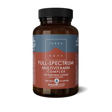 TerraNova Full-Spectrum Multivitamin Complex