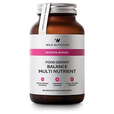 Wild Nutrition Food-Grown Balance Multi Nutrient 90S