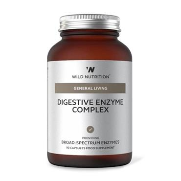 Wild Nutrition Digestive Enzyme Complex 90S