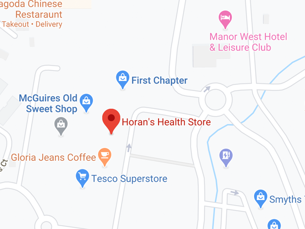 Manor West, Co Kerry Manor West Store  Horans Healthstore Manor West Retail Park, Tralee, Co. Kerry