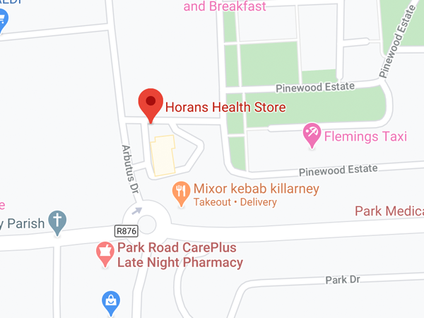 Horan's Health, Park Road, Killarney