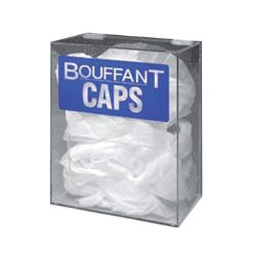 Clear Bouffant Caps Dispenser