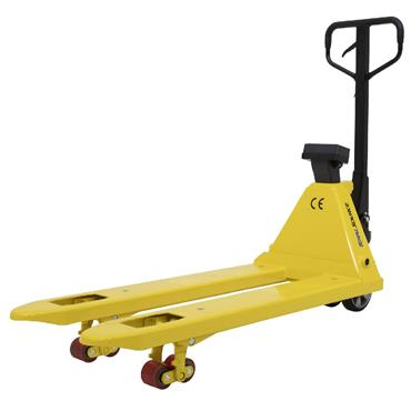 Total Lifter Manual Pallet Truck w/ Weighing Indication