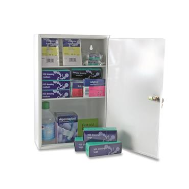 Reliance, HSE Kit Metal Wall Cabinet, 20 People