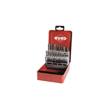 Hand Tap Set 1 and 2 in Steel Case