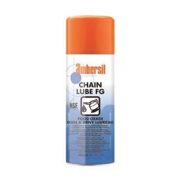 Chain Lube FG NSF H1 Chain Lubricant 400ml
