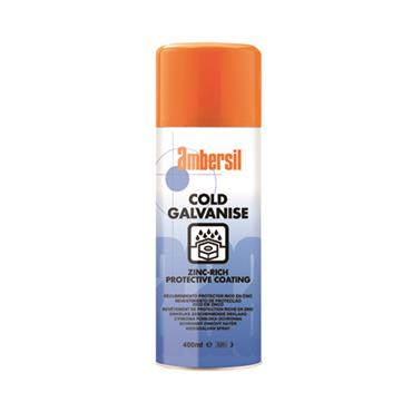 Cold Galvanise Zinc-Rich Protective Coating 400ml