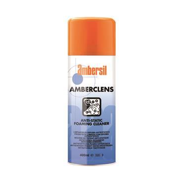 Ambersil Amberclens Anti Static Foam Cleaner 400ml