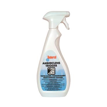 Amberclens Trigger High Performance Cleaner 750ml