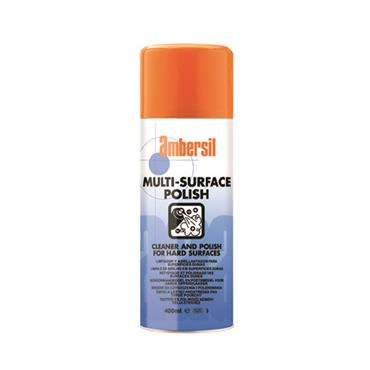Multi Surface Polish Cleaner / Polish for Hard Surfaces 400ml