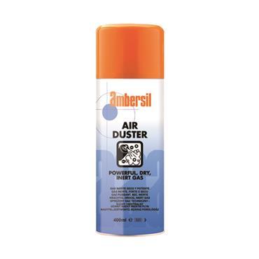 Ambersil 33181-AA Air Duster /2 Powerful, Dry, Inert Gas 400ml