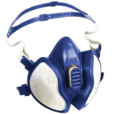 3M Maintenance Free Half Mask, FFABEK1P3