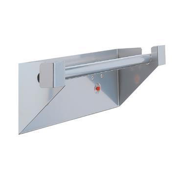 RasterPlan, Holder for Roll Paper, Aluminium