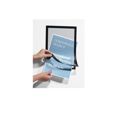 Durable Duraframe Self-adhesive A4 Information Sign