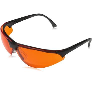 Infield Terminator 9380 420 Safety Glasses, UV-400, Blue Light Blocking